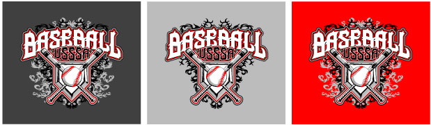 Baseball t Shirt Vector Template Baseball Shirt Design – Vector
